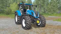 New Hollanᵭ T7.240 for Farming Simulator 2017