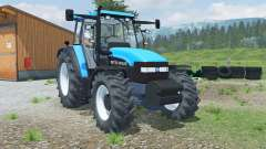 New Holland TM 115 dynamic camera for Farming Simulator 2013