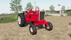 Farmall 1206 Turbo for Farming Simulator 2017
