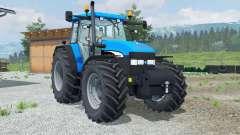 New Holland TM 1୨0 for Farming Simulator 2013
