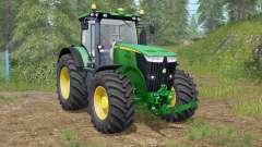 John Deere 7280R & 7310R for Farming Simulator 2017