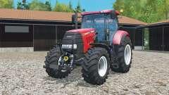 Case IH Puma 160 CVX front loadeᵲ for Farming Simulator 2015
