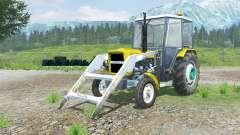 Ursus C-330 front loadeᵲ for Farming Simulator 2013