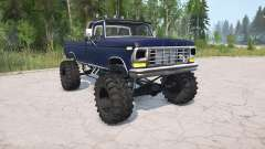 Ford F-150 Regular Cab Styleside 1979 for MudRunner
