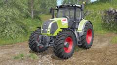Claas Axion 810〡830〡850 for Farming Simulator 2017