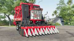 Case IH Module Express 635 for Farming Simulator 2017