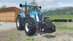 New Hollanᵭ T8020 for Farming Simulator 2013