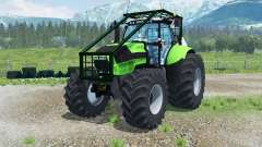 Deutz-Fahr Agrotron TTV 630 Forest Edition for Farming Simulator 2013