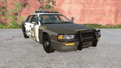 Gavril Grand Marshall Mano County Sheriff for BeamNG Drive