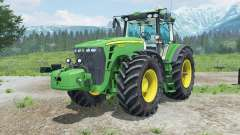 John Deere 85ろ0 for Farming Simulator 2013
