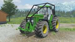 John Deere 7810 Forest Edition for Farming Simulator 2013