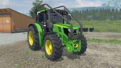John Deere 6150R Forest Edition for Farming Simulator 2013