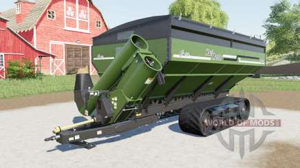 Elmers HaulMaster with trailer coupling for Farming Simulator 2017