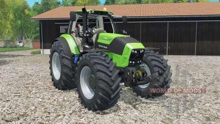 Deutz-Fahr 7Ձ50 TTV Agrotron for Farming Simulator 2015