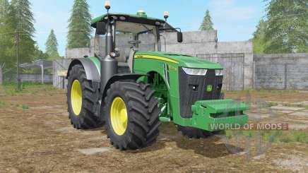 John Deere 8320R〡8370R for Farming Simulator 2017