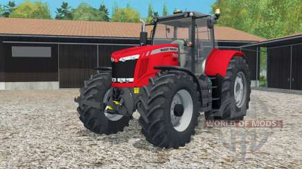 Massey Fergusꝍn 7622 for Farming Simulator 2015