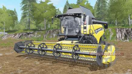 New Holland CR-series for Farming Simulator 2017