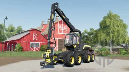 Ponsse ScorpionKing with the small difference for Farming Simulator 2017