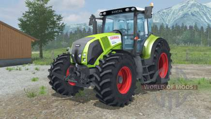 Claas Axiꝍn 820 for Farming Simulator 2013