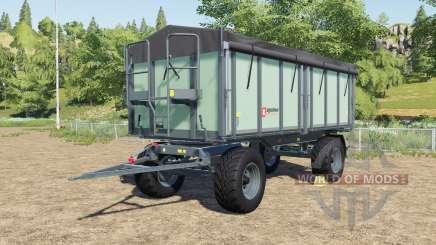 Kroger Agroliner HKD 302 with color choice for Farming Simulator 2017