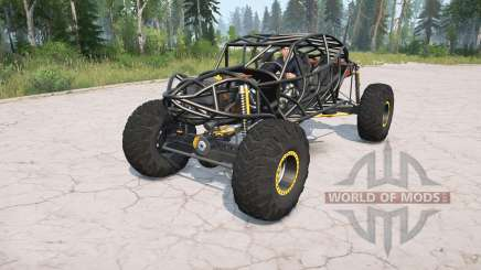 Rock Crawler v2.0 for MudRunner