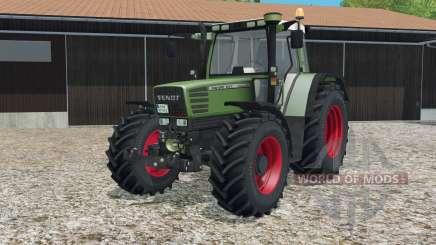 Fendt Favorit 515C Turbomatiƙ for Farming Simulator 2015