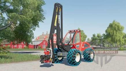 Sampo Rosenlew HR46X for Farming Simulator 2017
