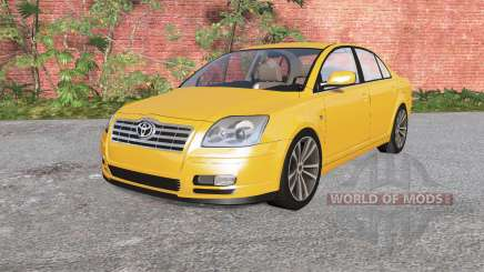 Toyota Avensis (T250) 2003 for BeamNG Drive