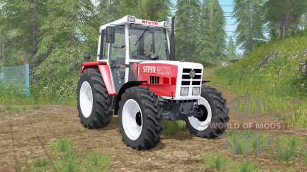 Steyr 8070A for Farming Simulator 2017