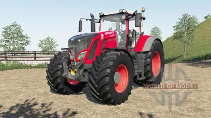 Fendt 900 Vario Hesselbach Edition for Farming Simulator 2017