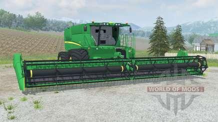 John Deere S670&S680 for Farming Simulator 2013
