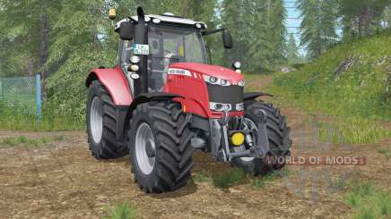 Massey Ferguson 6612〡6613〡6616 for Farming Simulator 2017