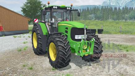 John Deere 7530 Premiuᵯ for Farming Simulator 2013