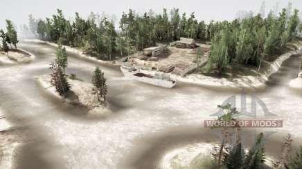 Forest watch 2 for MudRunner