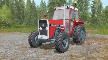 IMT 560 DV DeLuxe for Farming Simulator 2017
