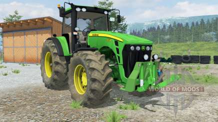 John Deere 85ვ0 for Farming Simulator 2013