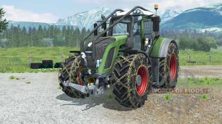Fendt 936 Vario More Realistiƈ for Farming Simulator 2013