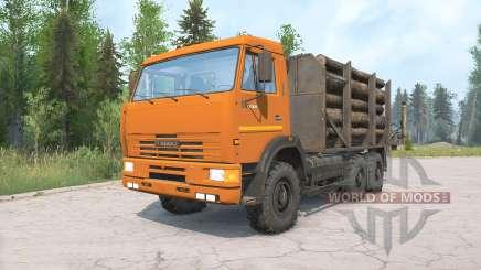 KamAZ-65115 for MudRunner