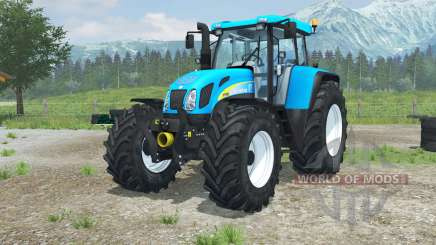 New Holland T7550 for Farming Simulator 2013