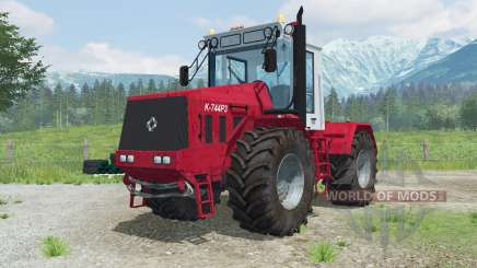 Kirovets K-744Ҏ3 for Farming Simulator 2013