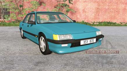 Ibishu Pessima 1988 Diesel for BeamNG Drive
