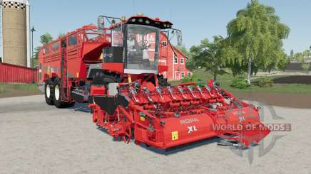 Ropa Tiger 6 XL for Farming Simulator 2017