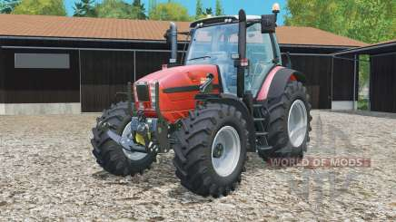 Same Fortis 190 replaceable tires for Farming Simulator 2015