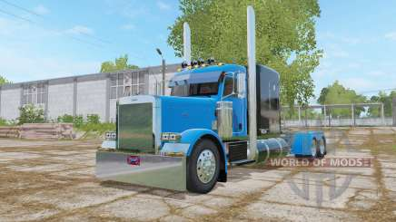 Peterbilᵵ 379 for Farming Simulator 2017