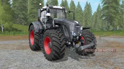 Fendt 900 Vario Black Beautƴ for Farming Simulator 2017