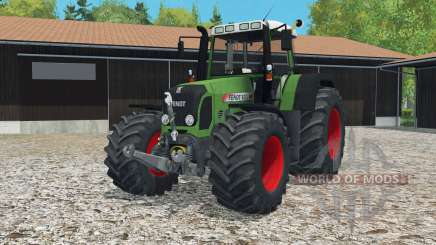 Fendt 820 Vario TMꞨ for Farming Simulator 2015