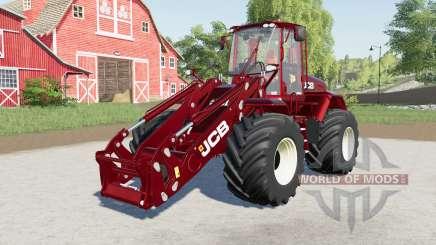 JCB 435 S SiloBoss for Farming Simulator 2017