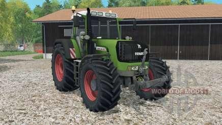 Fendt 930 Vario TMS Ploughing Spec for Farming Simulator 2015