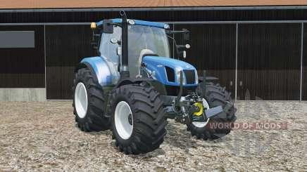 New Hollanᵭ T6.160 for Farming Simulator 2015