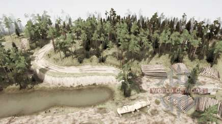 Lumberjack Semyonitch for MudRunner